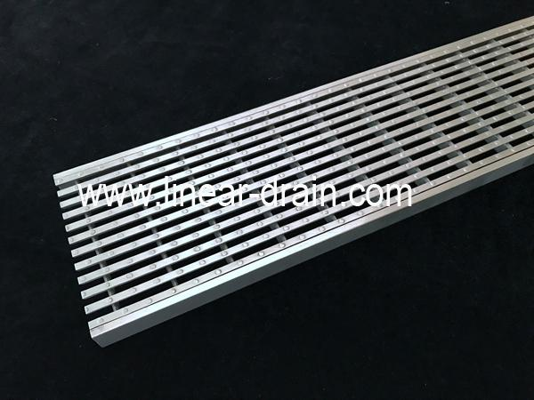 Anti Slip Trench Drain Grate